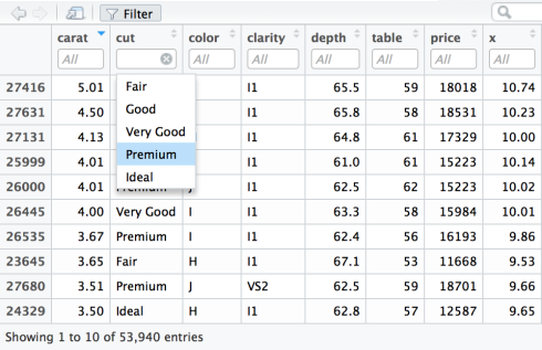 New Version of RStudio (v0.99) Available Now